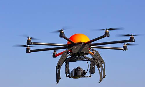 Vigili del Fuoco – Droni ausiliari nelle operazioni di soccorso