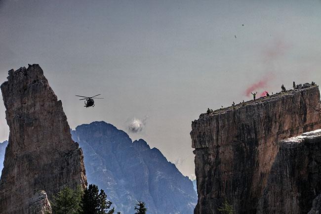 5 Torri 2015, l'Europa del soccorso in corda si esercita con gli Alpini dell'Esercito | Emergency Live 2