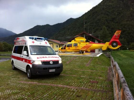 L'organizzazione del sistema Trentino Emergenza 118