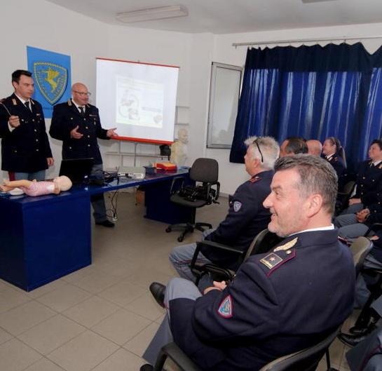Polstrada, lezioni di RCP neonatale a Livorno