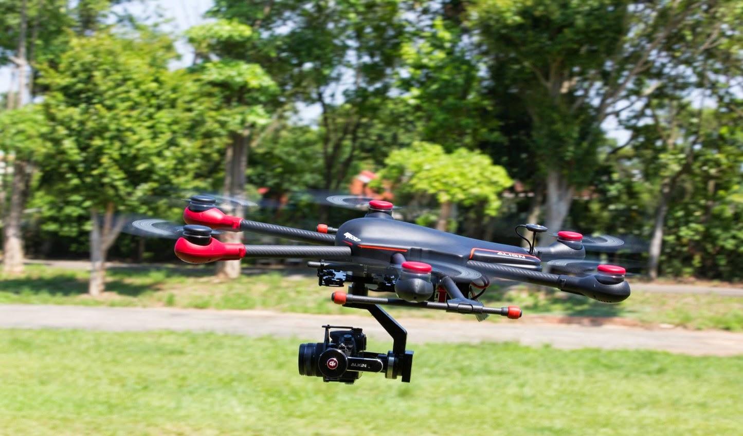 lavori rivoluzionati dai droni