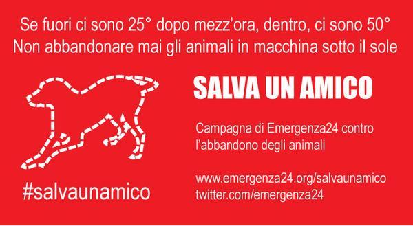 Salva un amico, Emergency Live aderisce alla campagna di Emergenza24