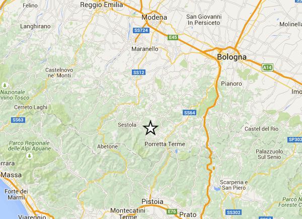 Terremoto in Emilia, doppia scossa fra Bologna e Modena