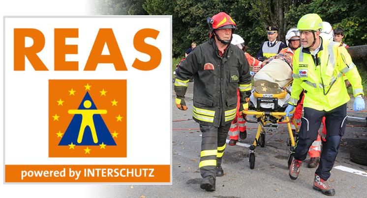 REAS 2016, si scaldano i motori della fiera dedicata al mondo dell'emergenza