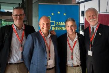 Drone defibrillatore in prova a Bolzano con i volontari di tutta Europa