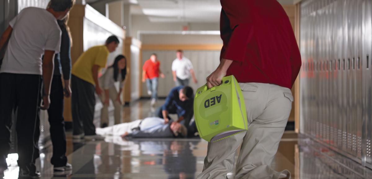 Defibrillatore, a Trento parte la formazione allargata