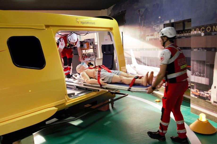 Bologna, arriva il primo centro di formazione e training per operatori sanitari con cabina HEMS | Emergency Live 9