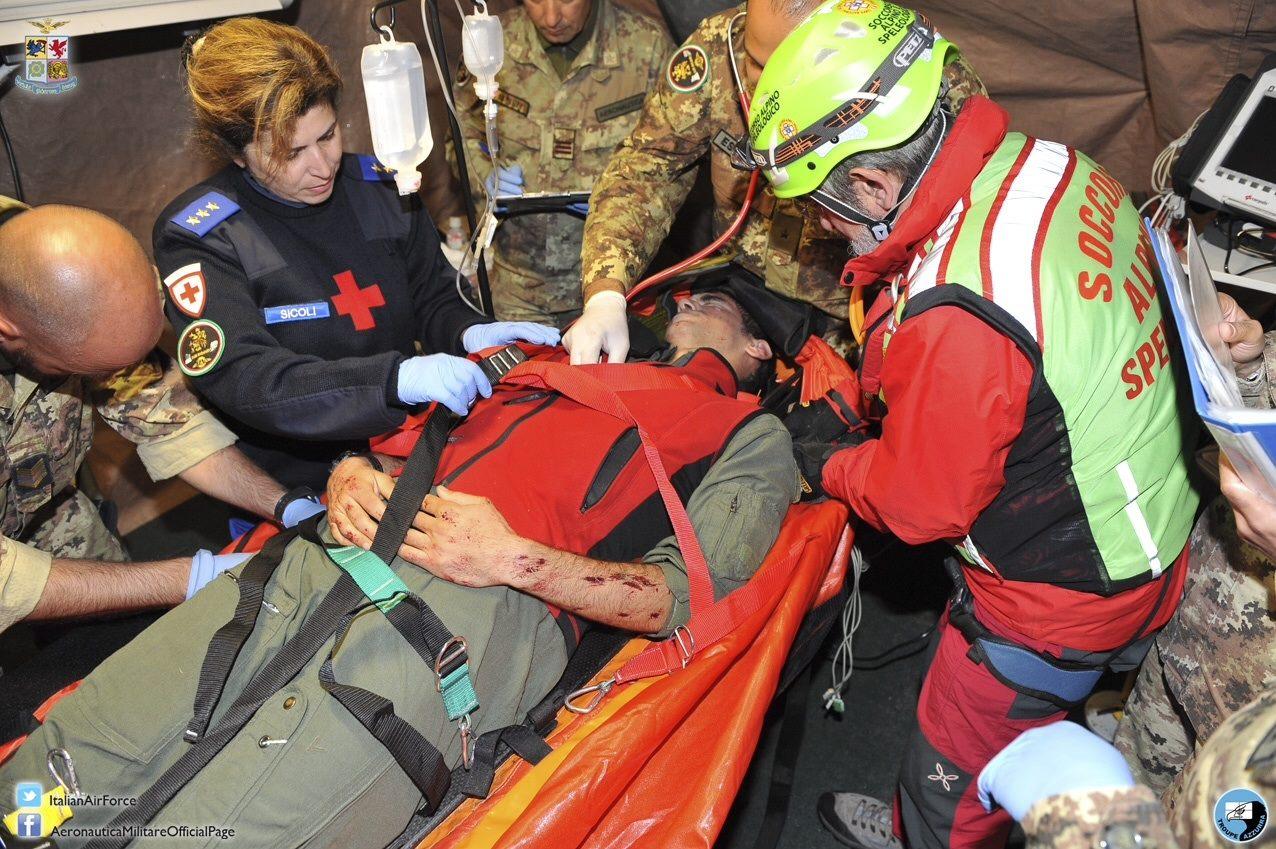 GRIFONE 2015, salvare vite è un obiettivo comune. Le foto dell'esercitazione Europea in Calabria