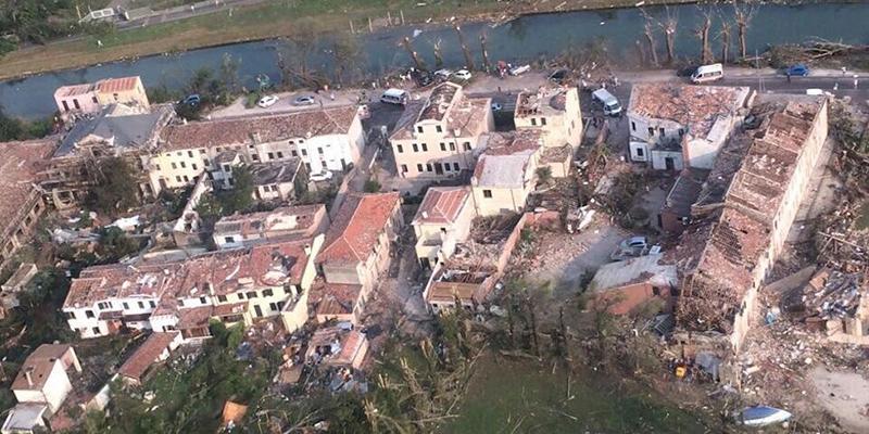 Emergenza Veneto: da oggi e fino al 15 settembre attivo il numero solidale 45500 per raccolta fondi