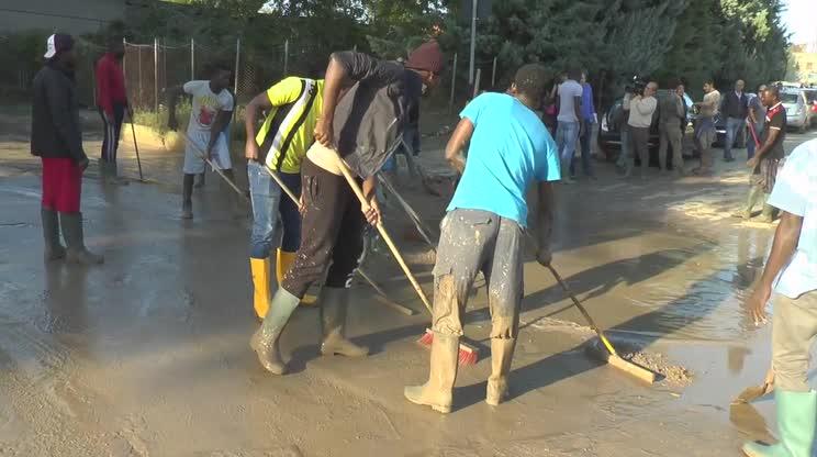 Alluvione Sannio. Curcio: grazie a tutti i volontari