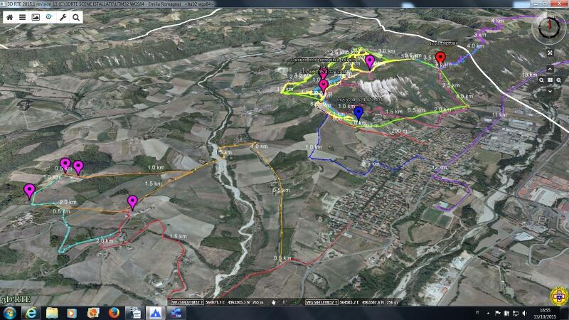 Ricerca di persona scomparsa, come sti sta muovendo il SAER a Fiorenzuola (PC)