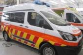 MAF, a REAS sette nuovi modelli e la prima ambulanza italiana su base Ford