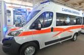 Design, praticità e resistenza: Ecco le nuove ambulanze MAF