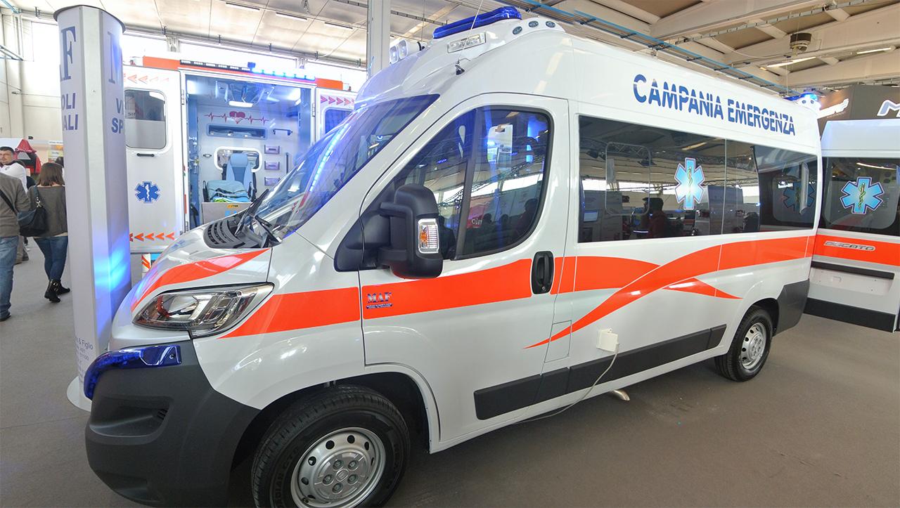 Design, praticità e resistenza: Ecco le nuove ambulanze MAF | Emergency Live 1