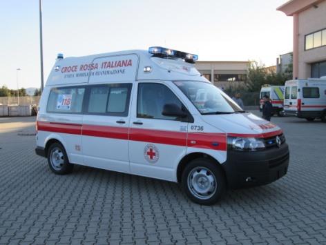MAF, a REAS sette nuovi modelli e la prima ambulanza italiana su base Ford | Emergency Live 13