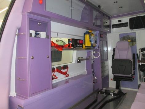 MAF, a REAS sette nuovi modelli e la prima ambulanza italiana su base Ford | Emergency Live 14