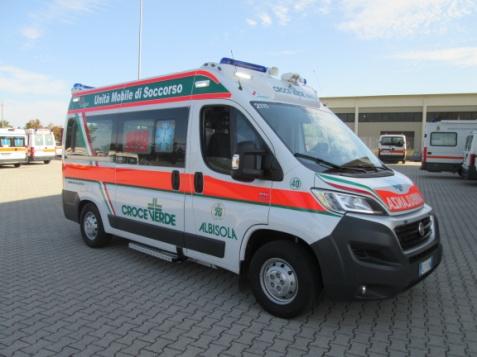 MAF, a REAS sette nuovi modelli e la prima ambulanza italiana su base Ford | Emergency Live 7