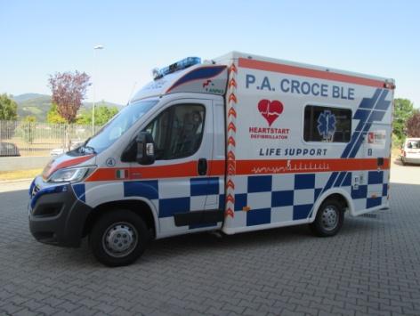 MAF, a REAS sette nuovi modelli e la prima ambulanza italiana su base Ford | Emergency Live 3