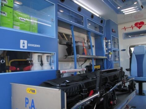MAF, a REAS sette nuovi modelli e la prima ambulanza italiana su base Ford | Emergency Live 4