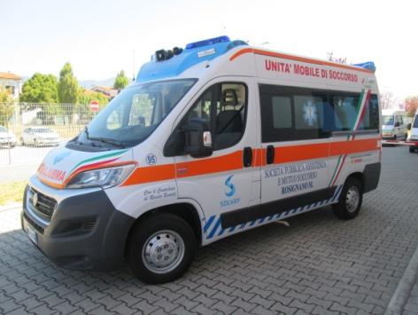 MAF, a REAS sette nuovi modelli e la prima ambulanza italiana su base Ford | Emergency Live 5