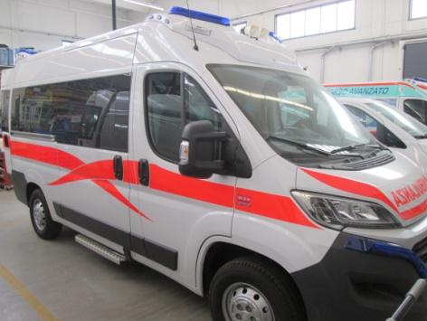 MAF, a REAS sette nuovi modelli e la prima ambulanza italiana su base Ford | Emergency Live 9