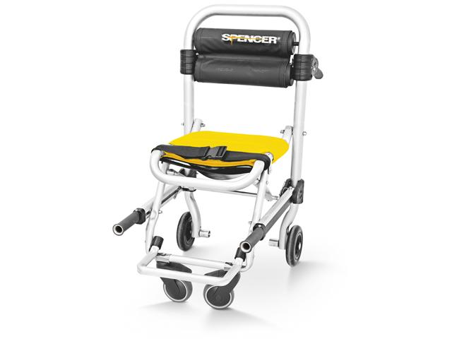 4BELL la nuova sedia portantina Spencer conquista anche l'Italia | Emergency Live 6
