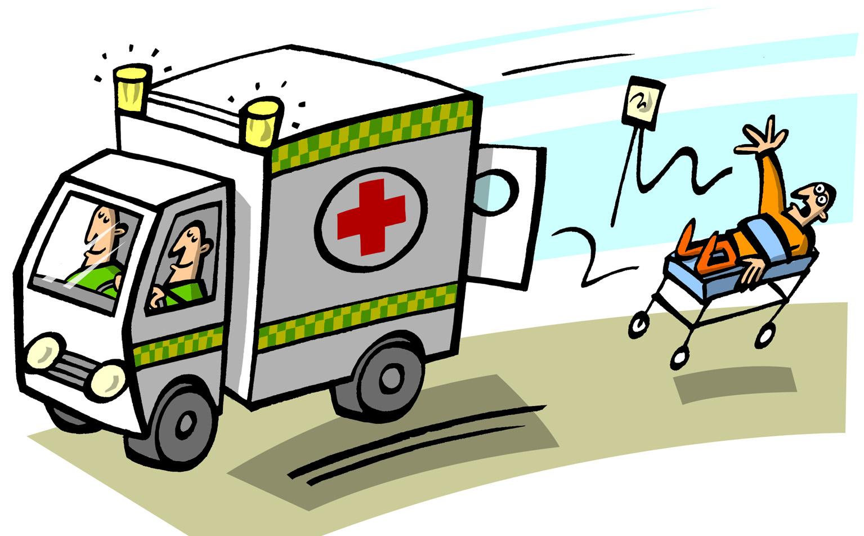Frenesia da emergenza: quando squilla il telefono in sede…