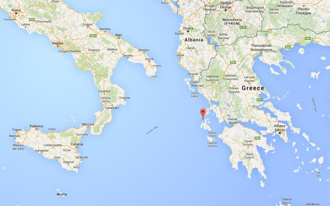 Nuovo terremoto in Grecia, 5 gradi sulla scala Richter