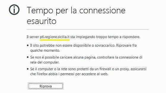 Sicilia, sistema informatico bloccato per mancati pagamenti: a rischio 118 e Asp