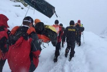 Rischio ipotermia e disidratazione nel soccorritore in inverno e sulla neve, un pericolo sottovalutato