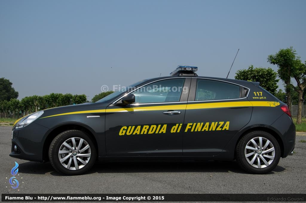 Alfa Romeo Giulietta – Fiammeblu