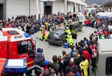 Civil Protect 2016, a Bolzano Protezione Civile, Antincendio ed Emergenza si ritrovano insieme