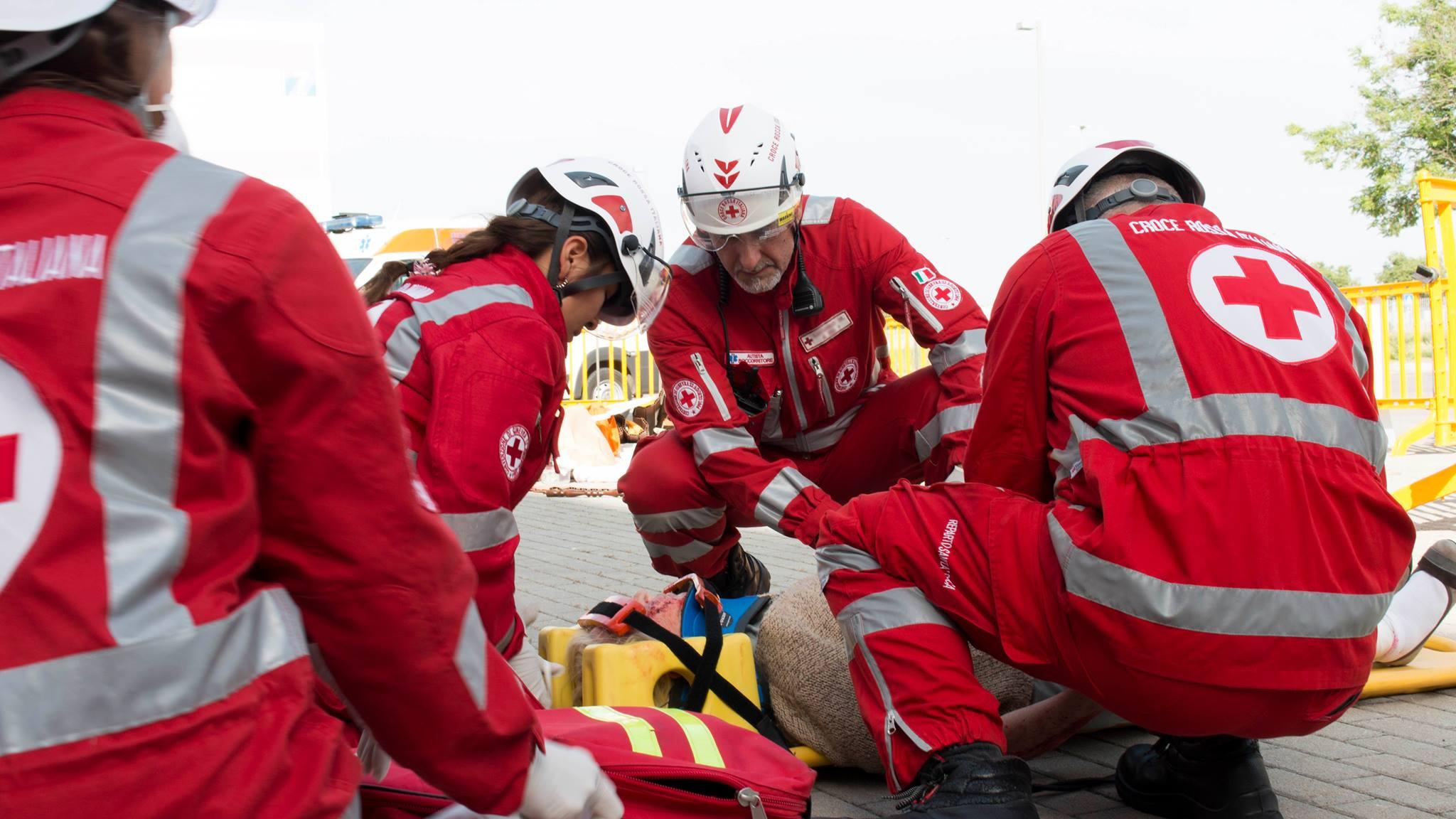 LAVORO – Croce Rossa Roma ricerca medici, infermieri e altro personale