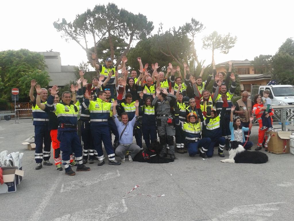25 anni di volontariato sul Gran Sasso d'Italia: Auguri alla Protezione Civile di Mosciano Sant'Angelo
