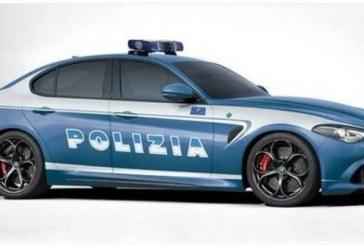 Polizia e Alfa Romeo: la Giulietta e la Giulia per le nuove Volanti? IL RENDERING