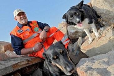 Addestramento cani da soccorso, se ne è andato Paolo Villani, lutto nel mondo cinofilo