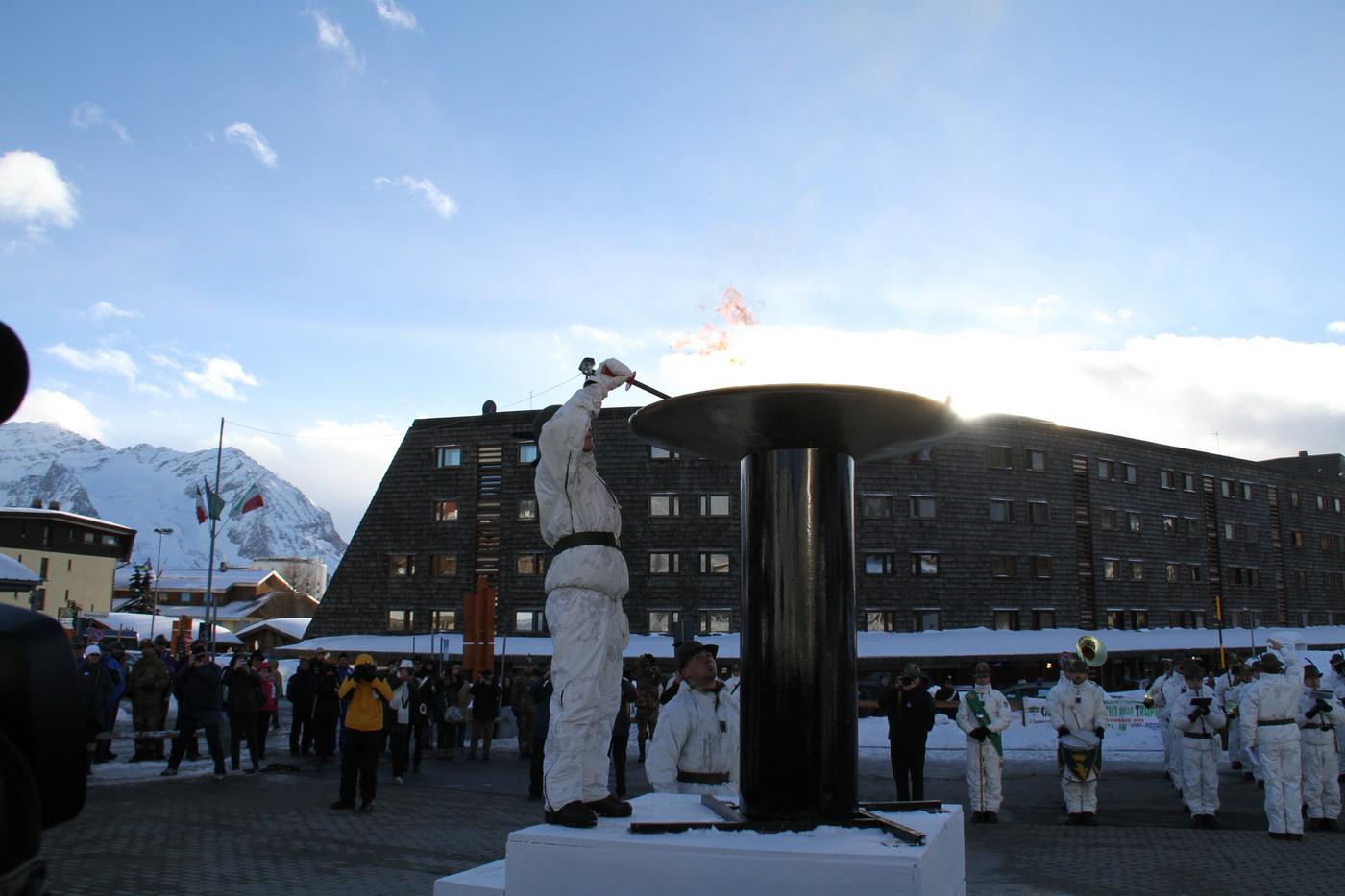 Iniziano i Campionati sciistici delle Truppe Alpine