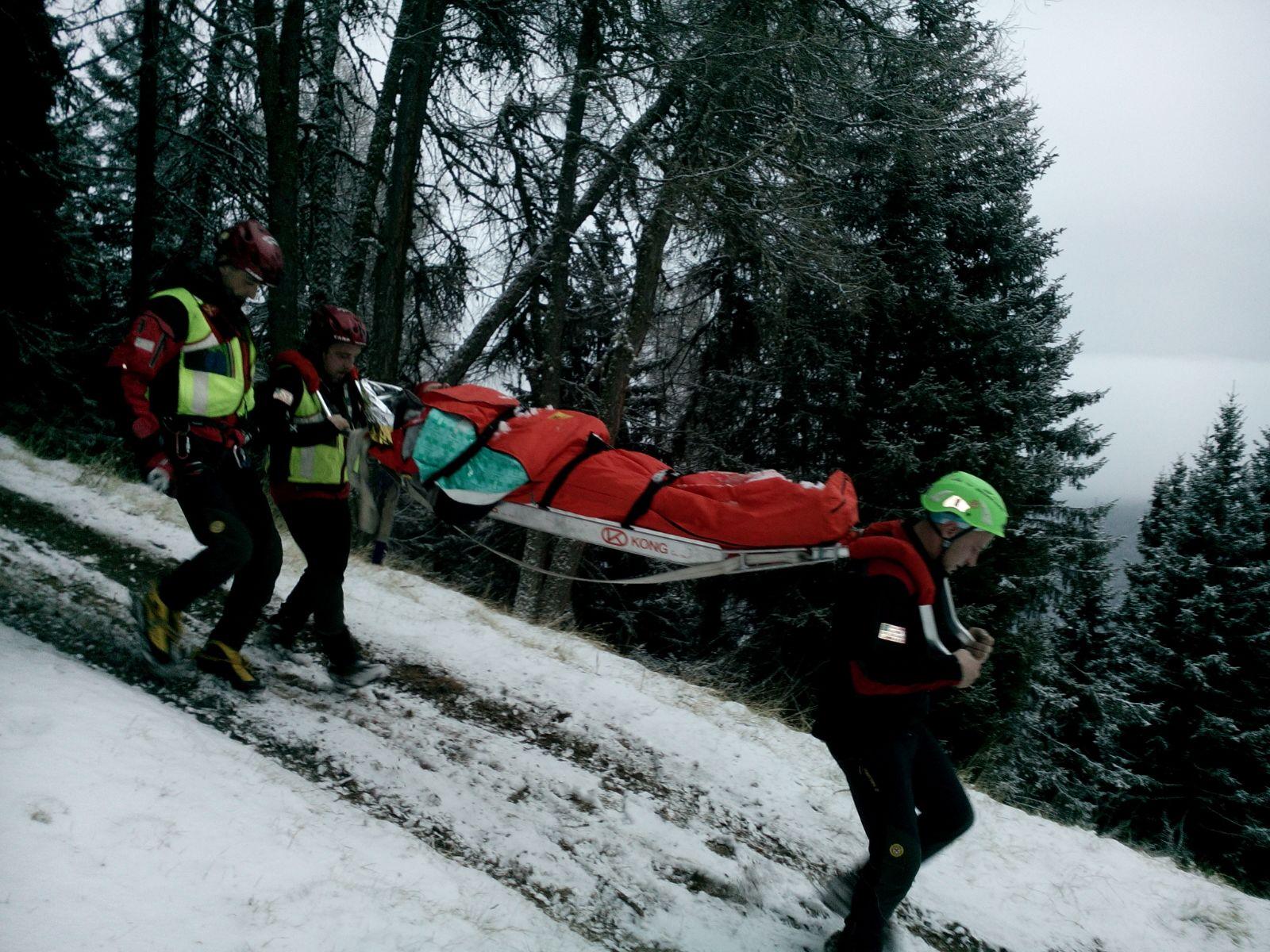 Lombardia, gli ultimi interventi del CNSAS in Valfurva e Val Camonica