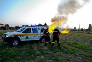 Antincendio boschivo: debriefing della campagna 2015 alla presenza di Curcio e delle strutture regionali