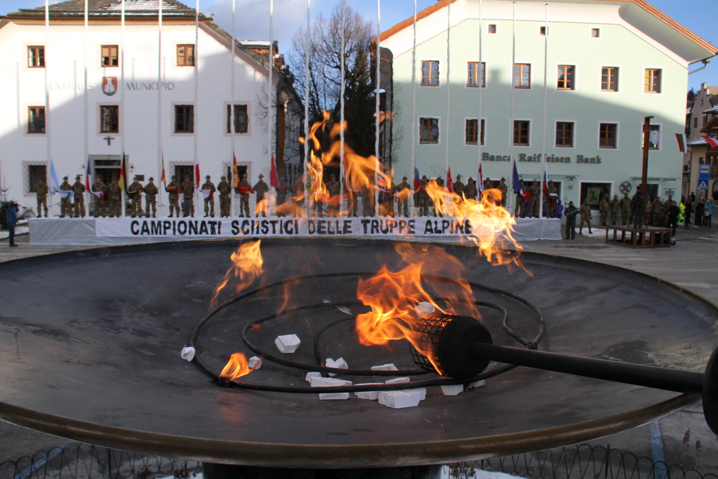 Ca.S.T.A. 2015 – Cerimonia di apertura (San Candido, 02 febbraio