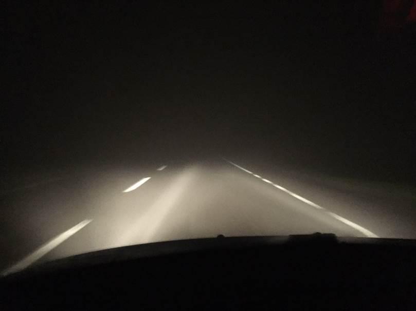 Visibilità e guida dei mezzi di emergenza: La nebbia agli irti colli…