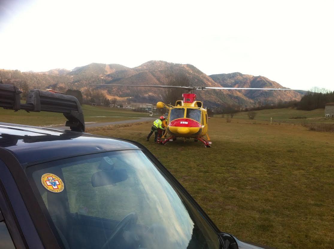 Allerta - attenzione alle uscite sopra i 1.500 metri, le raccomandazioni del CNSAS dopo la morte di un uomo a Bergamo   Emergency Live 5