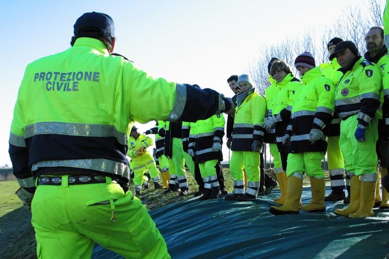 """Abruzzo – Al via """"Io per gli Altri"""", 8° corso base per aspiranti volontari Protezione Civile"""