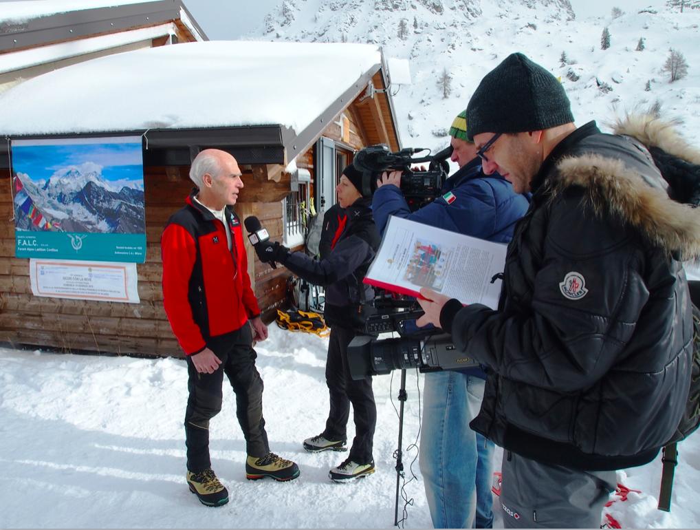 Lombardia, 2015 impegnativo per il Soccorso Alpino con 1274 interventi | Emergency Live 1