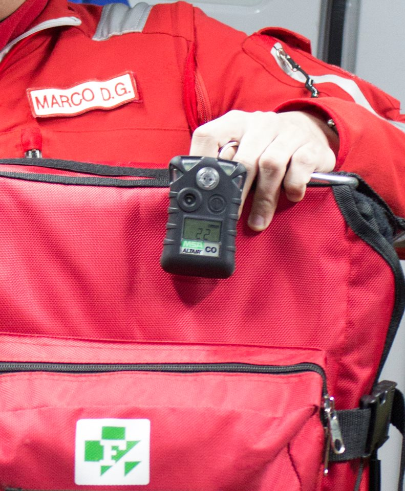 Pisa: il rilevatore di monossido salva 7 persone
