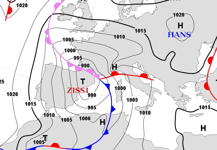Allerta meteo: le previsioni della Protezione Civile e le allerte dalle regioni più colpite