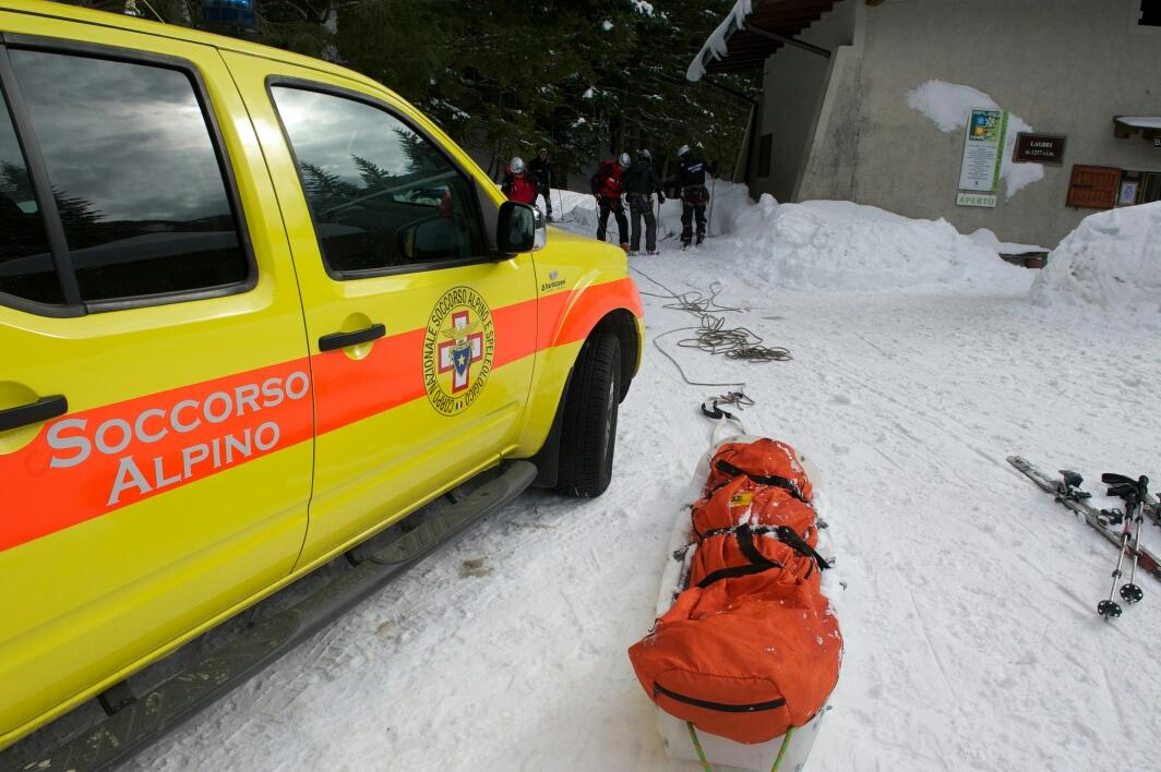 Ghiaccio in montagna, i consigli per le escusioni del Soccorso Alpino Emilia Romagna (SAER)