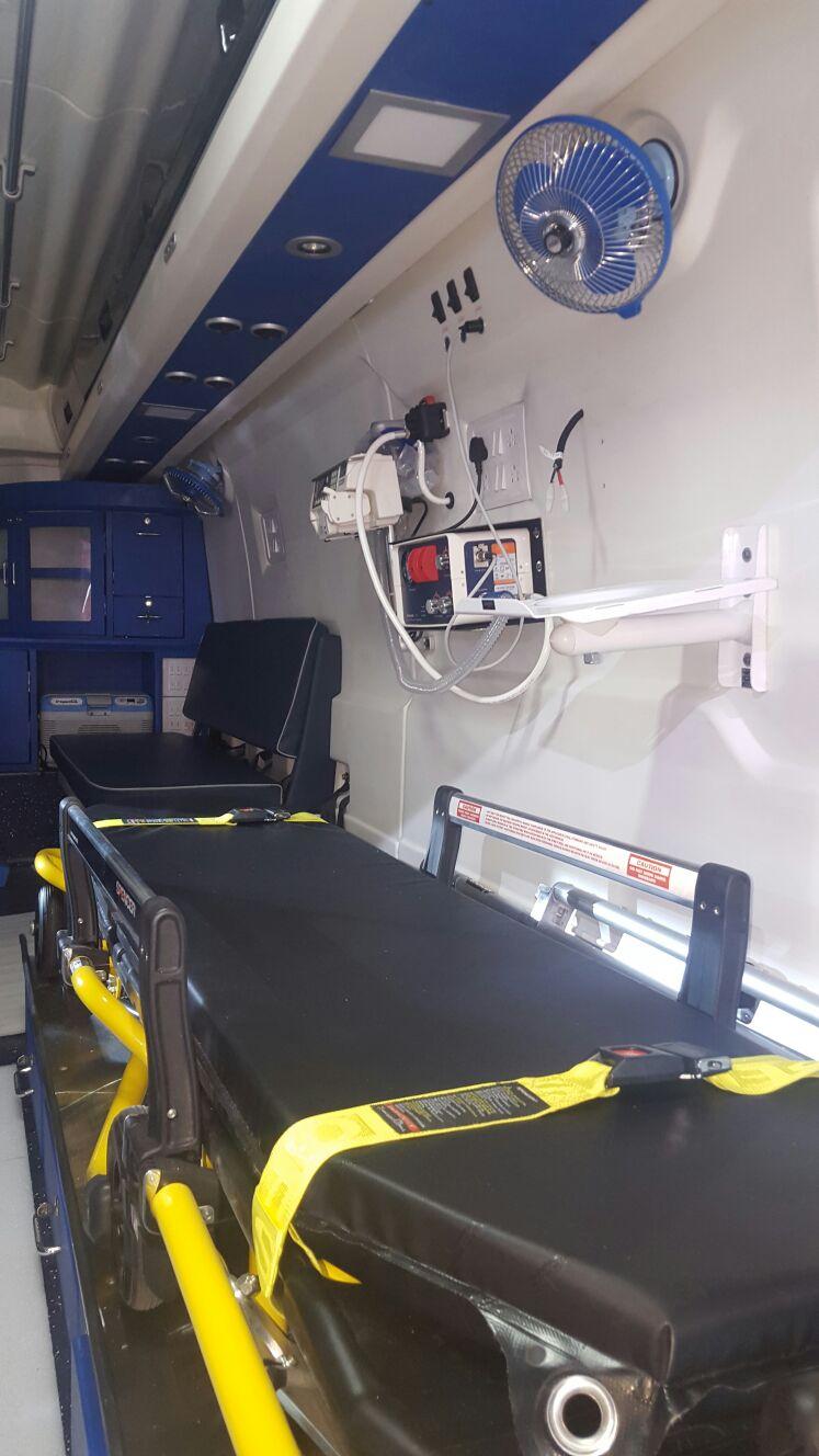 Le ambulanze entrano nel dorato mondo dell'automotive | Emergency Live 1