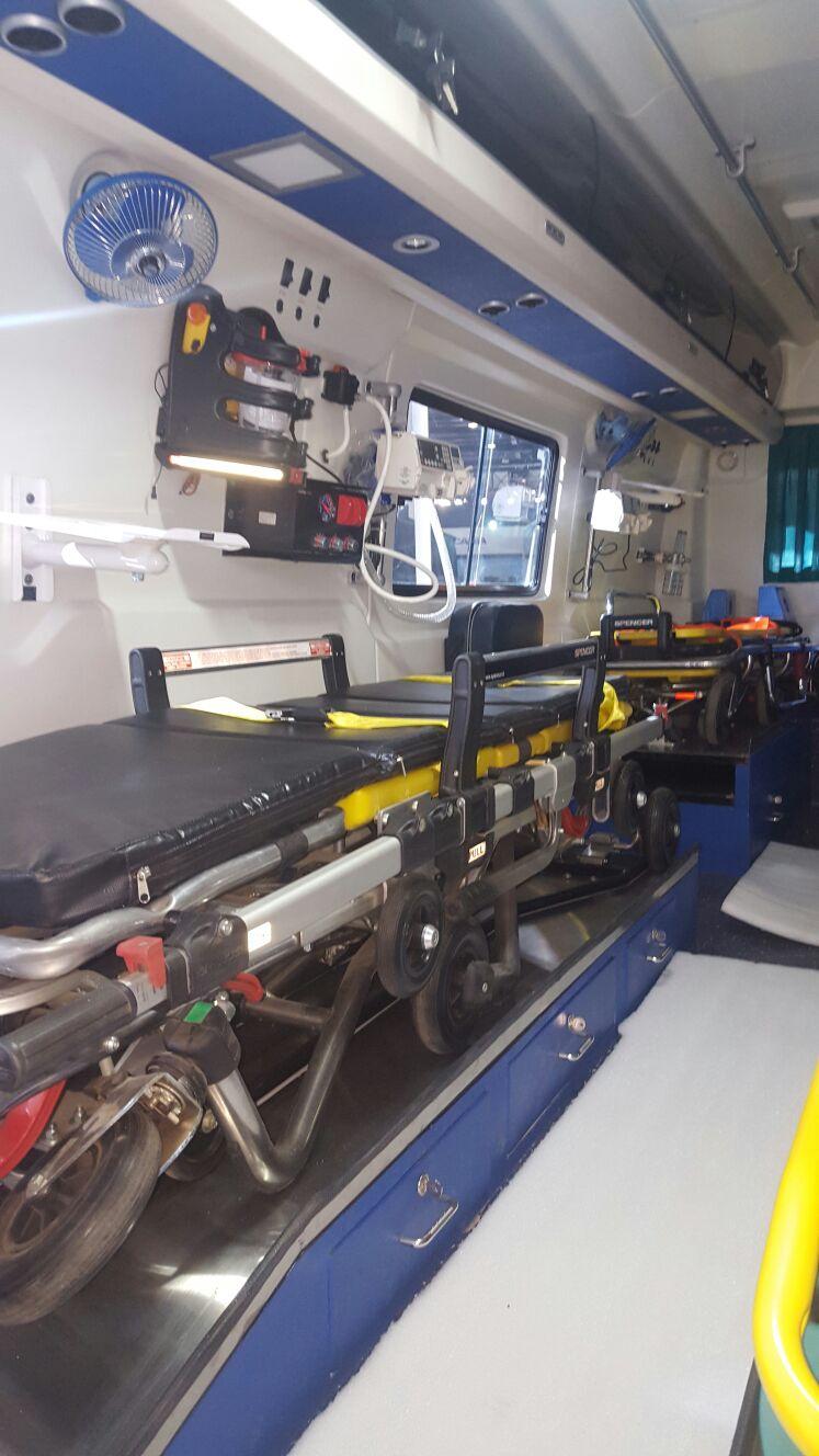 Le ambulanze entrano nel dorato mondo dell'automotive | Emergency Live 2