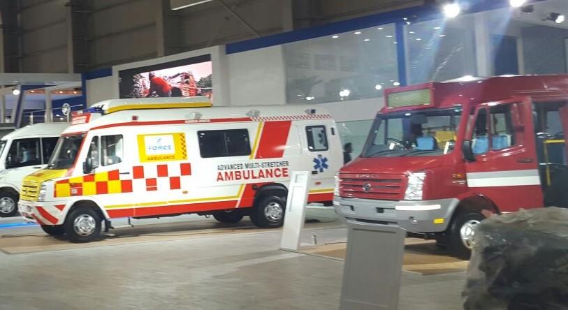 Le ambulanze entrano nel dorato mondo dell'automotive | Emergency Live 3